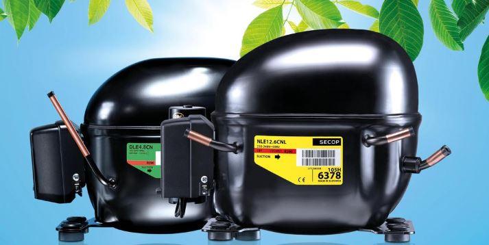 موتور یا کمپرسرو یخچال برند سکاپ (SECOP)