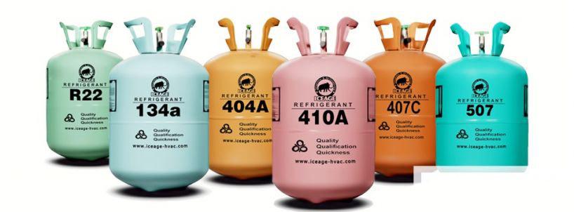شارژ گاز یخچال