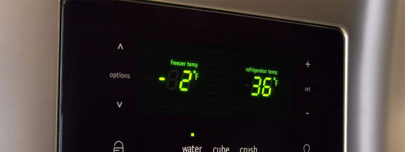 دمای مناسب یخچال