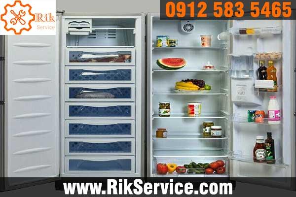 چگونه عمر یخچال را بیشتر کنیم