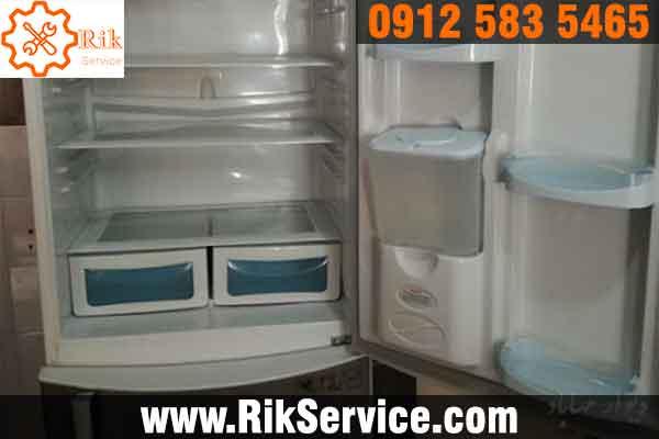 علت گرم شدن داخل یخچال
